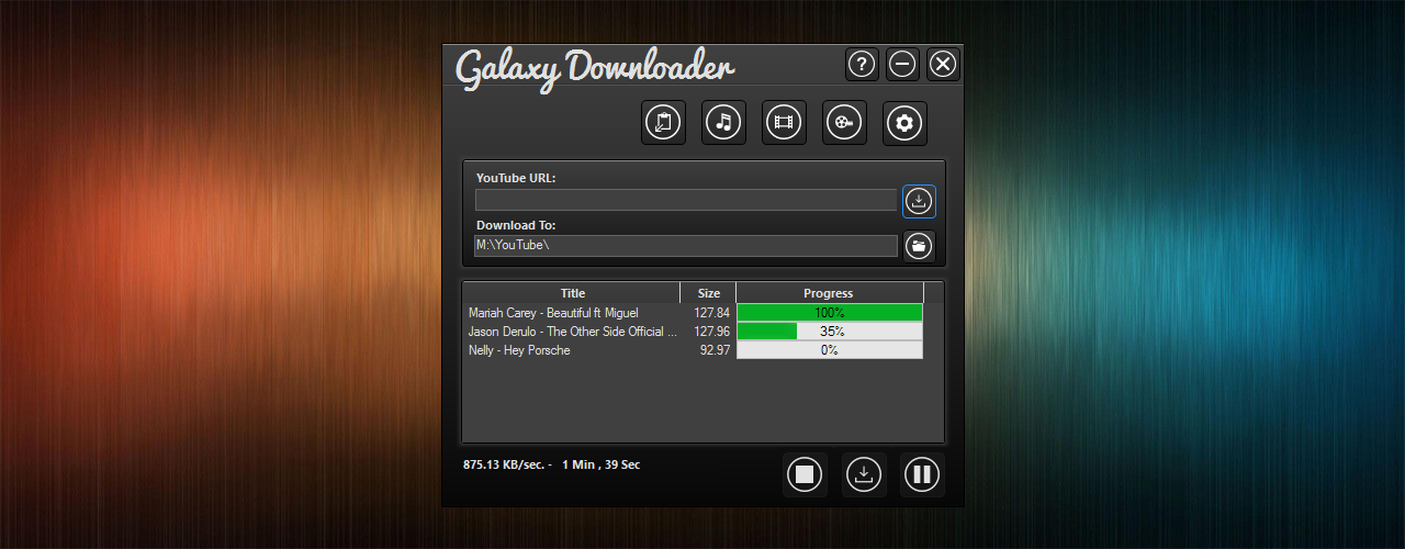 Galaxy Downloader